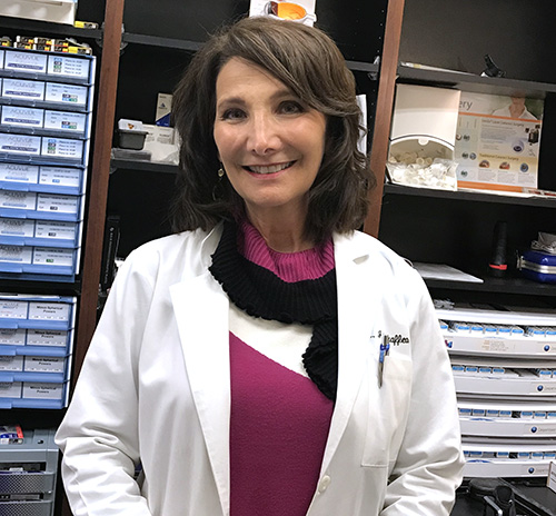 Dr. Jo Ann King